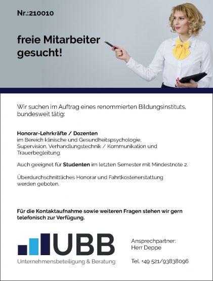 Bildungsinstitut_freie Mitarbeiter